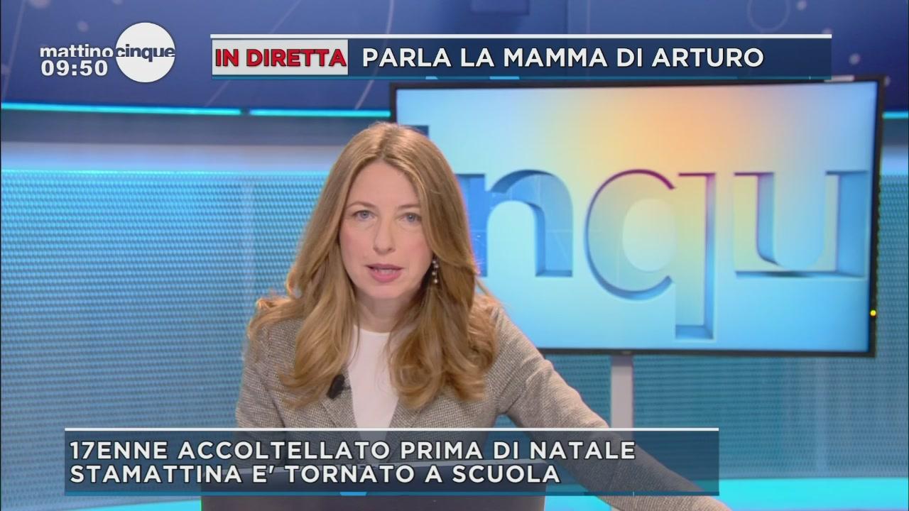 Napoli: ancora aggressioni su minorenni