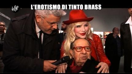 LUCCI: L'erotismo di Tinto Brass