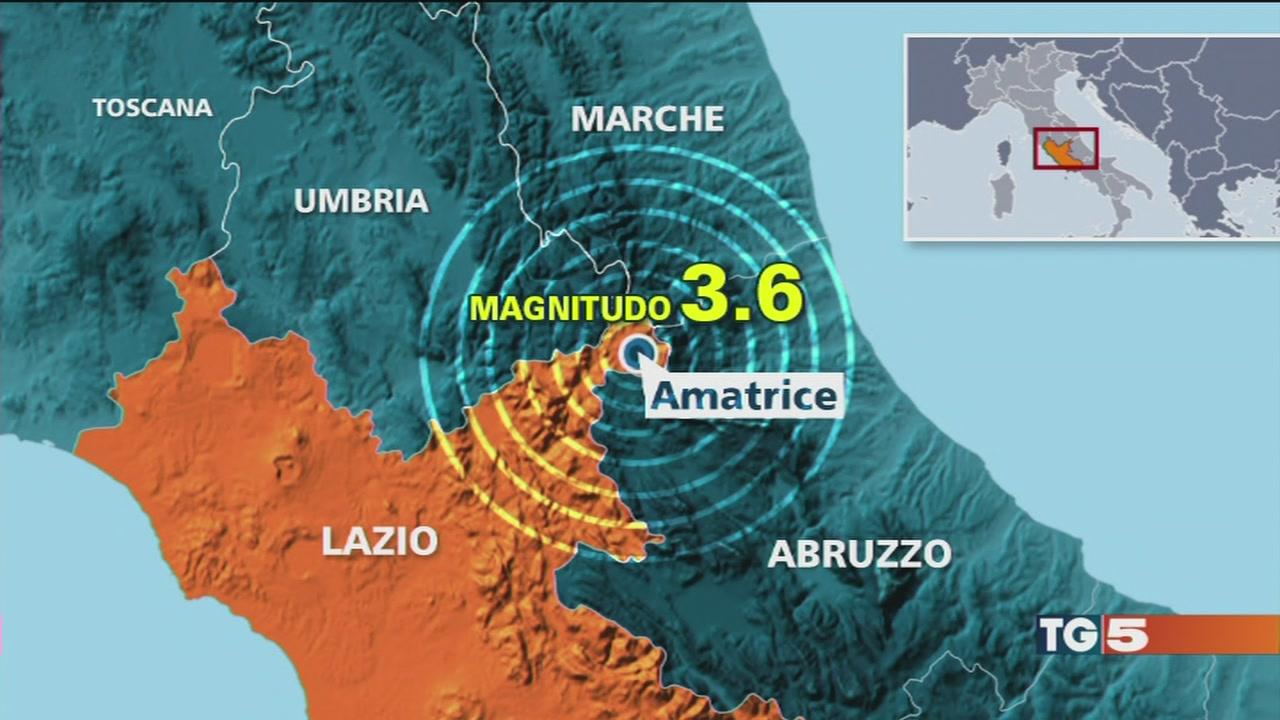 Trema il Centro Italia, torna la grande paura