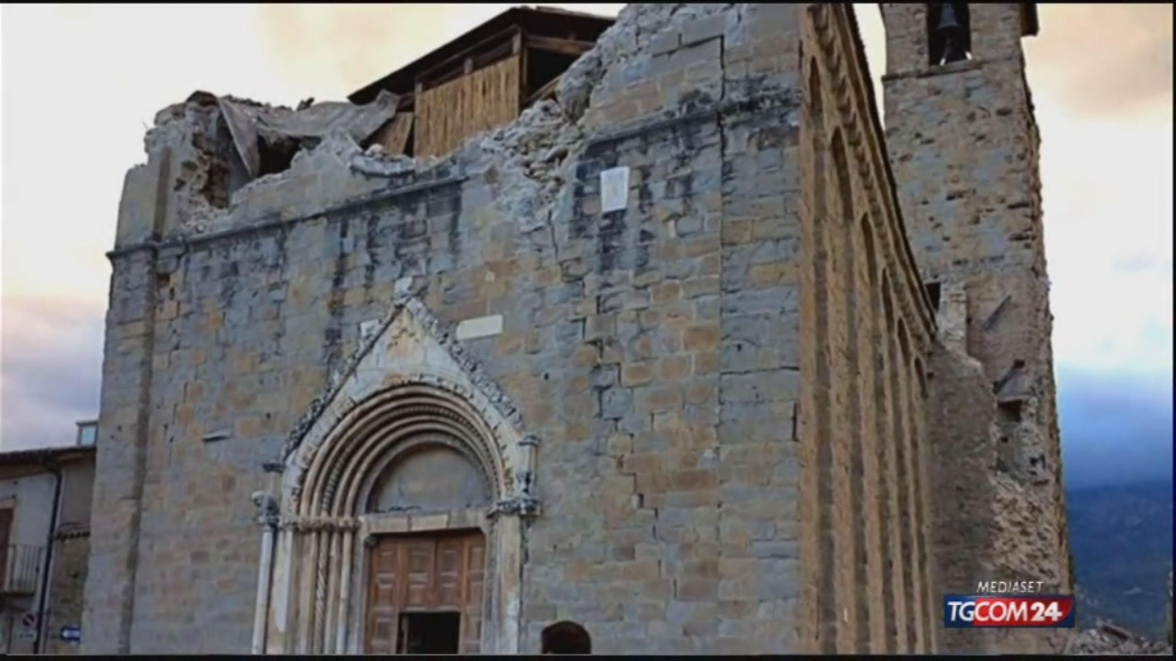 Terremoto, com'erano Amatrice, Accumoli e Arquata prima della scossa