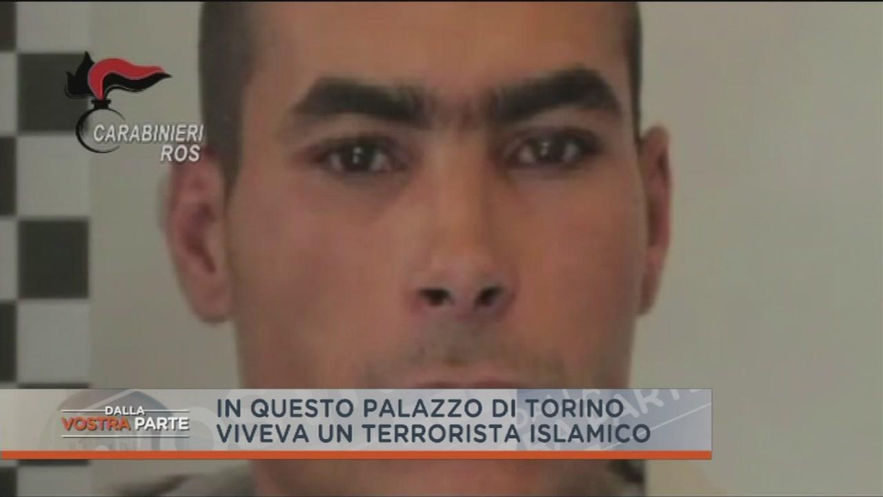 A casa del terrorista