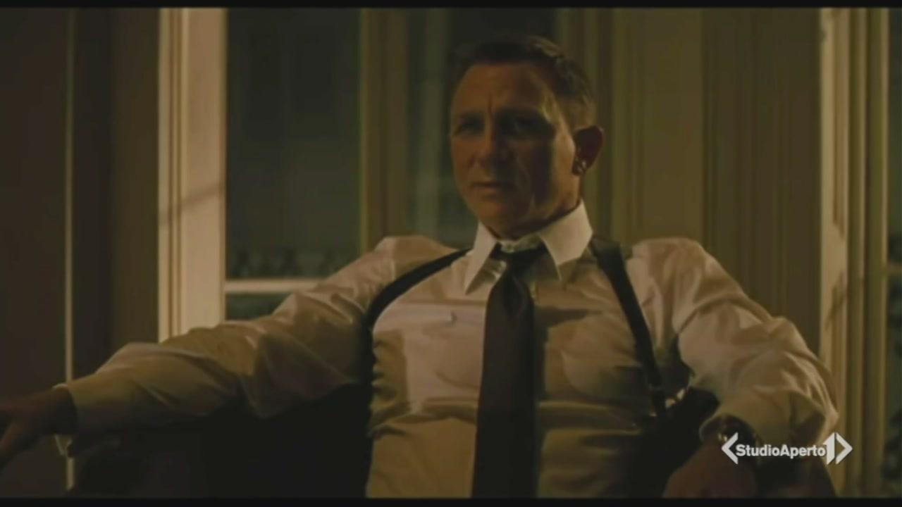 Daniel Craig torna ad essere James Bond