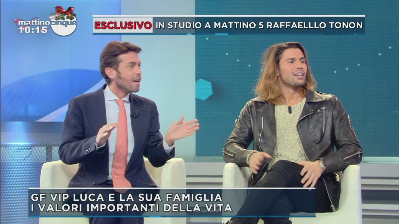 """Luca Onestini e Raffaello Tonon: """"Gli Oneston"""""""
