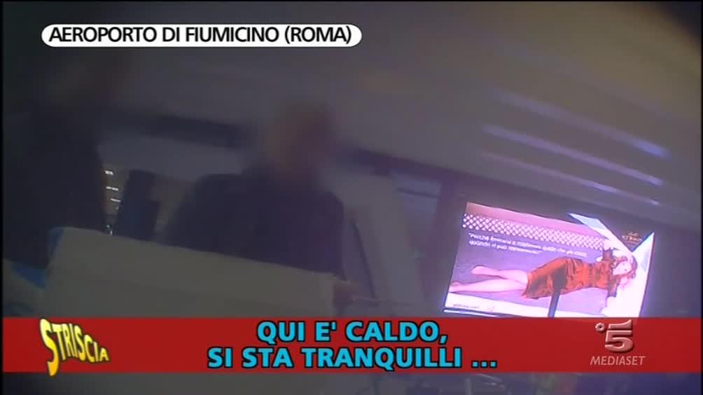 Aeroporto di Fiumicino (Roma)