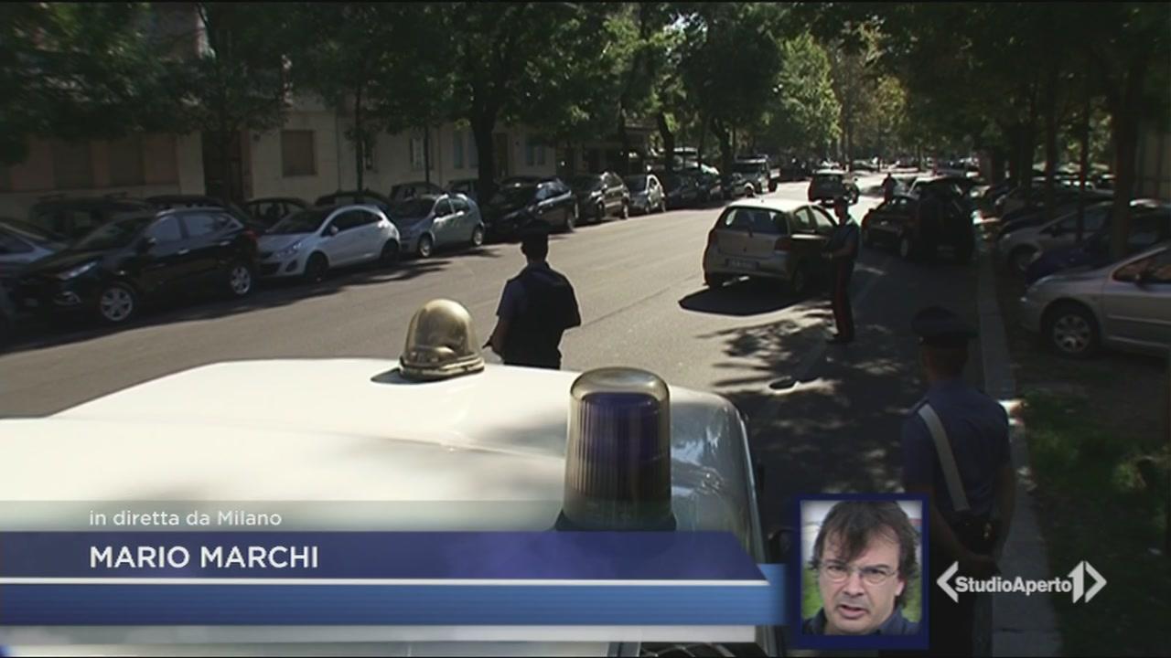 Milano, bimba molestata in strada
