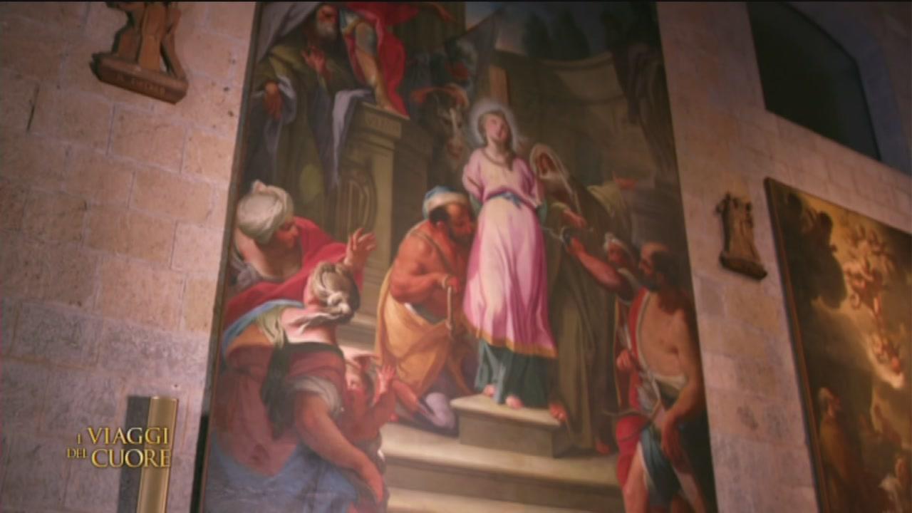 Il miracolo di Santa Cristina
