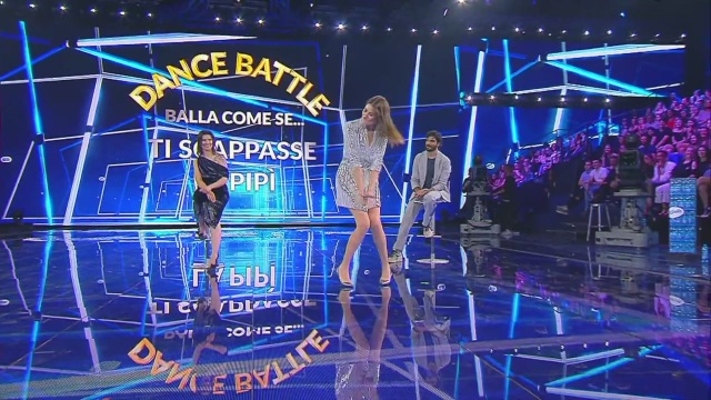 La dance battle – Semifinale Serale