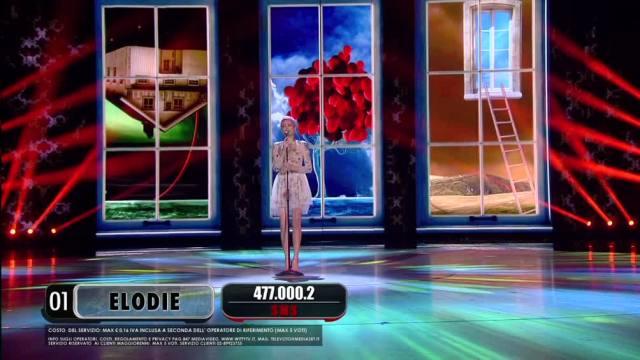"""""""L'imperfezione della vita"""" – Elodie – La Finale"""