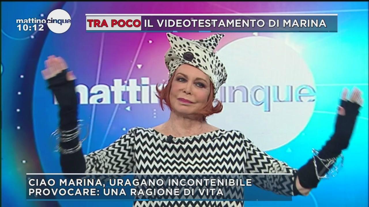Marina: Un incontenibile uragano