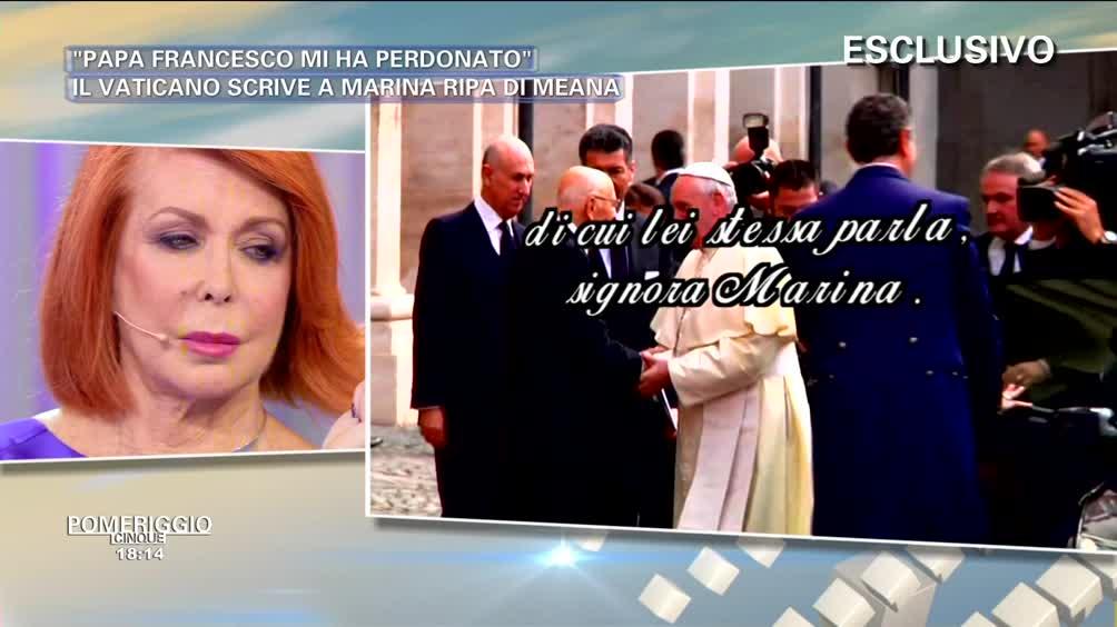 """""""HO abortito!"""" e il Vaticano risponde a Marina Ripa di Meana - Esclusivo"""