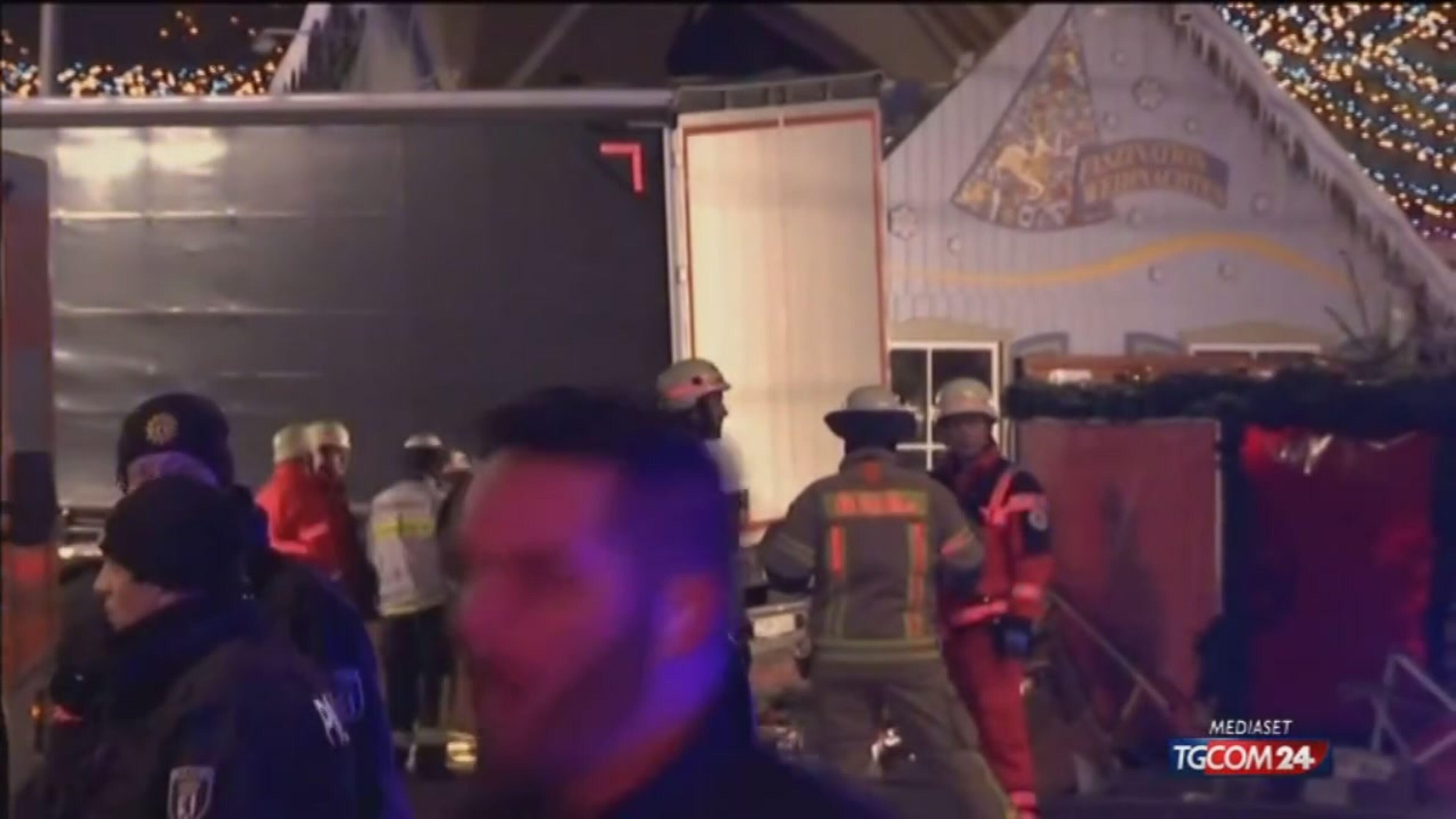 Vittime dell'attentato di Amri, la Germania aiuterà le famiglie