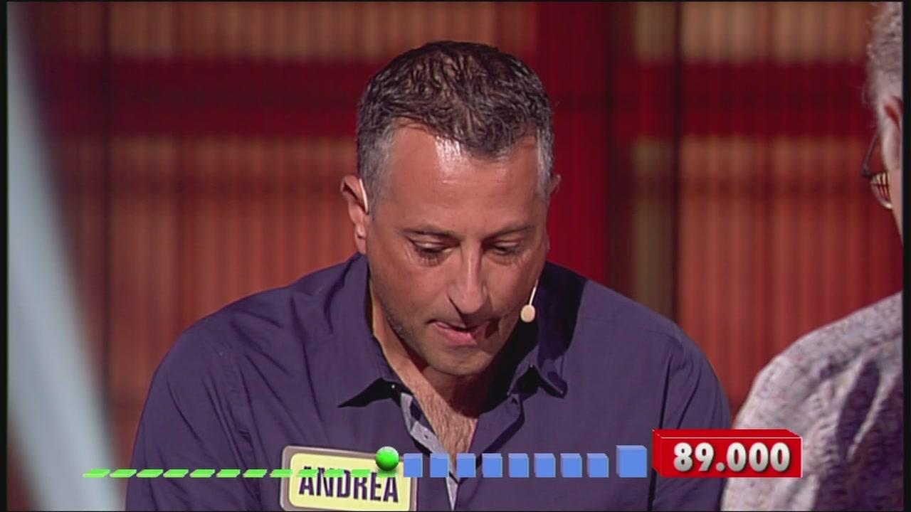Andrea gioca per 175.000 euro