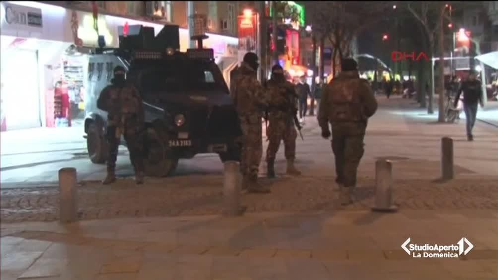 L'identità del killer di Istanbul