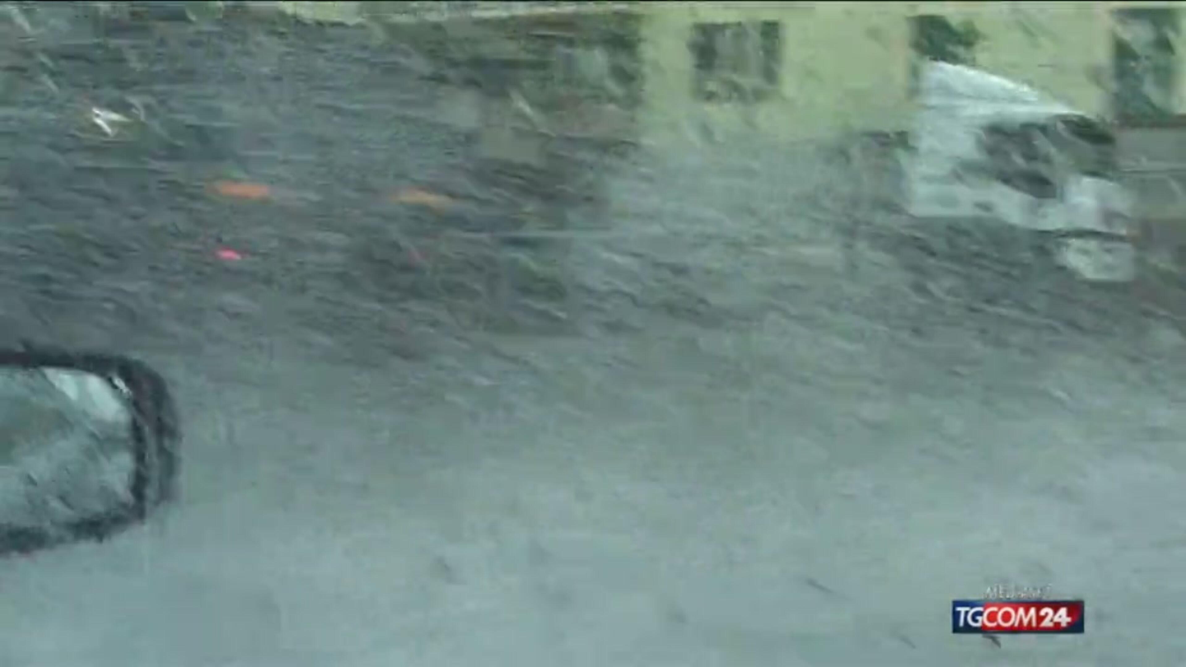 Maltempo: pioggia intensa su tutta Italia e neve sulle Alpi