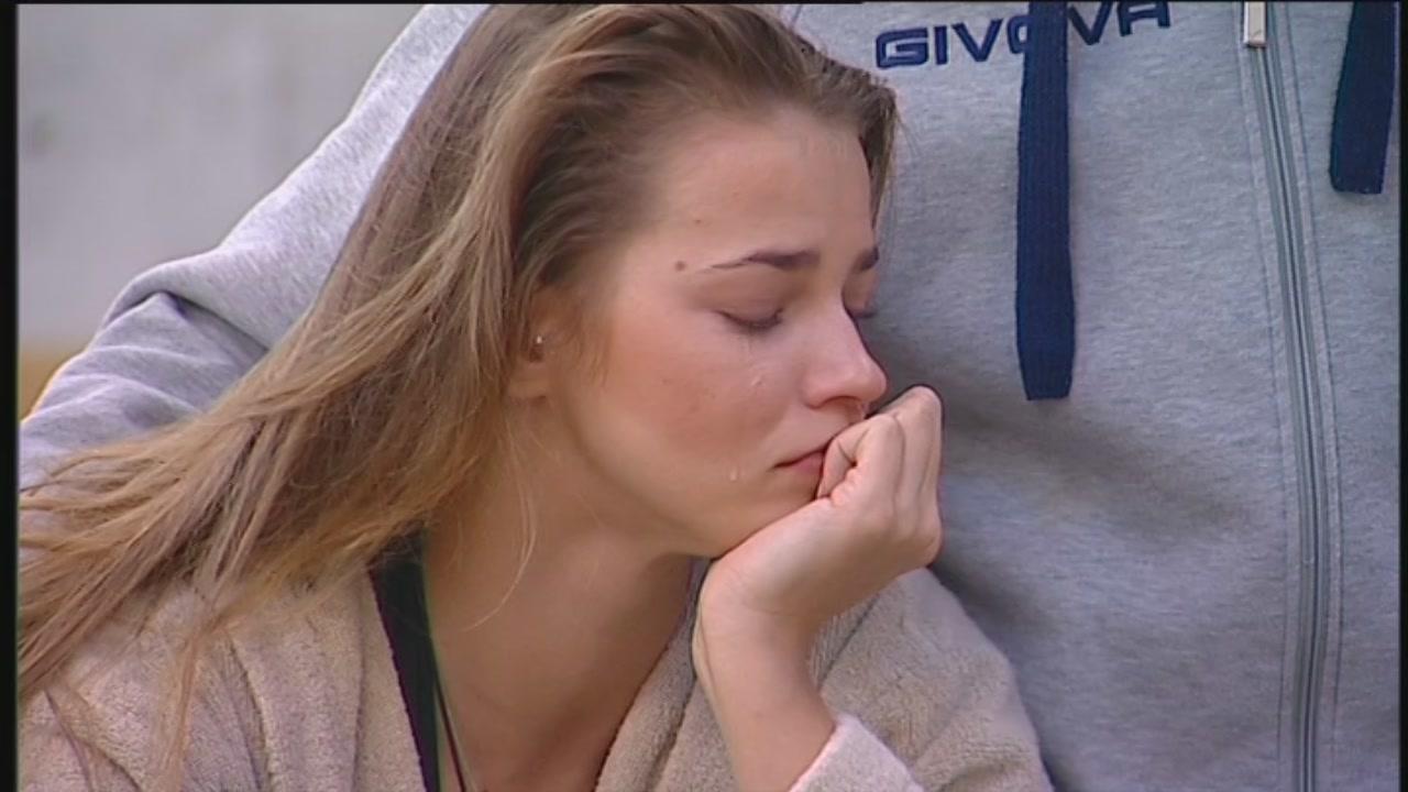 Le lacrime di Ivana