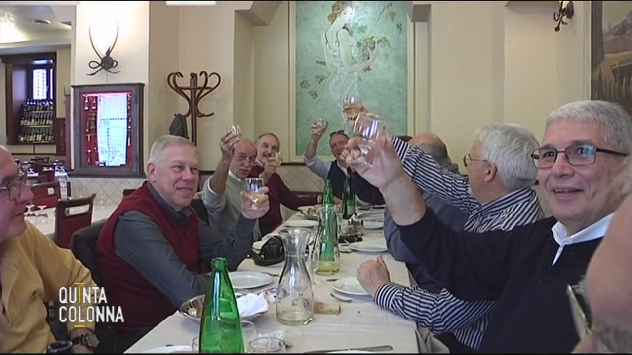 """Italiani? """"Spendono troppo per alcol e donne"""""""