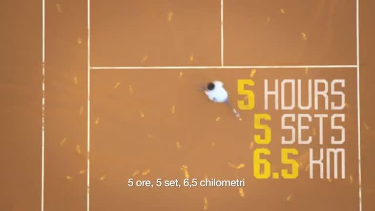 Tennis, sudore e passione