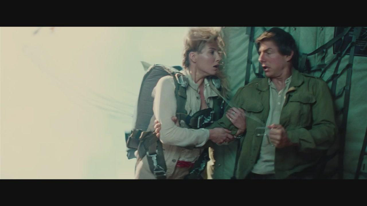 "Tom Cruise ""ridà vita"" alla Mummia"