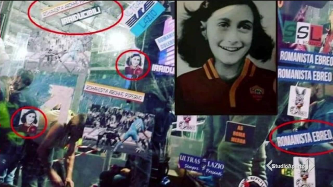 Anna Frank in tutti gli stadi