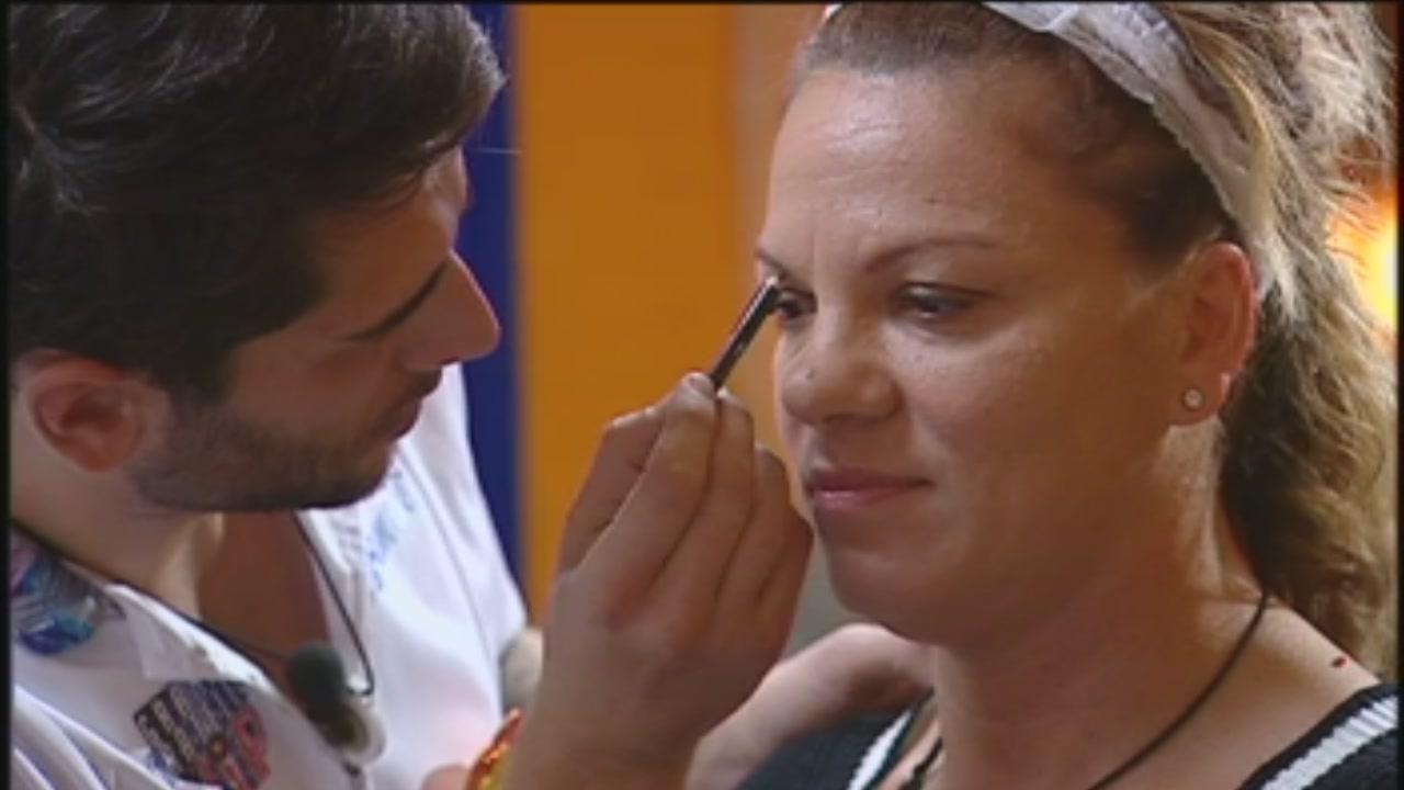 Jere e Aida makeup artist - Seconda parte