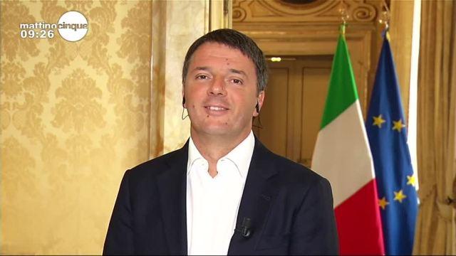 Il futuro lavorativo di Matteo Renzi