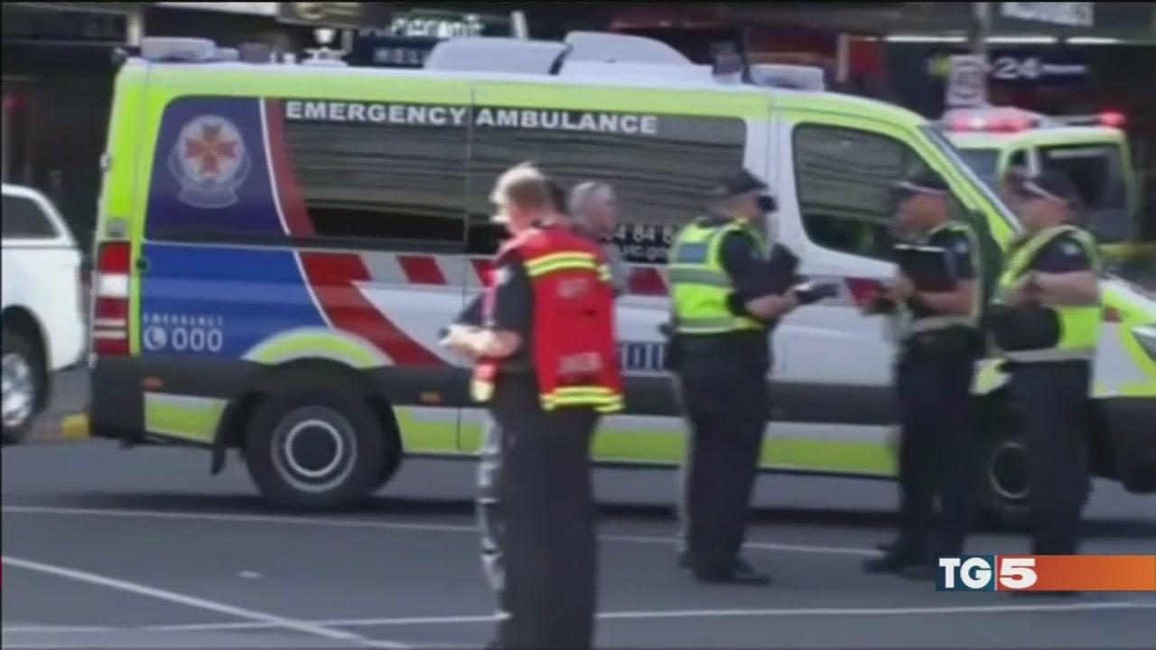 Melbourne: suv su folla, torna incubo terrorismo