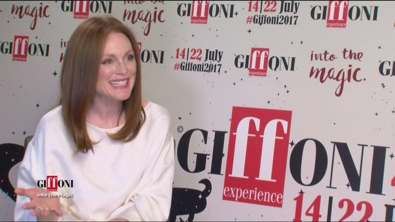 Julianne Moore incanta il Giffoni