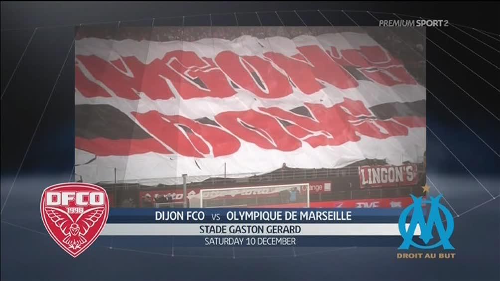 Digione - Olympique Marsiglia 1-2
