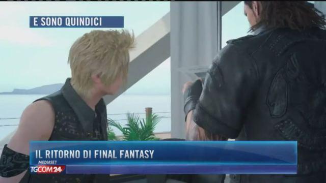 Il ritorno di Final Fantasy