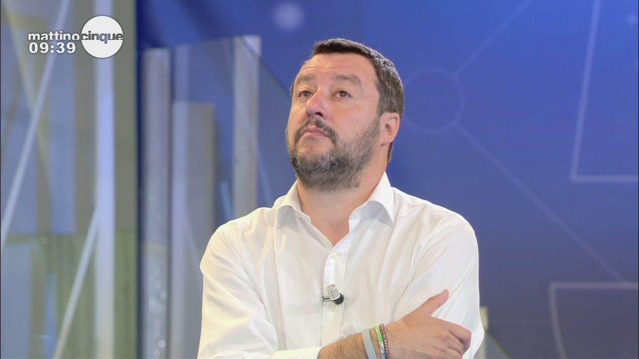 Le proposte di Matteo Salvini