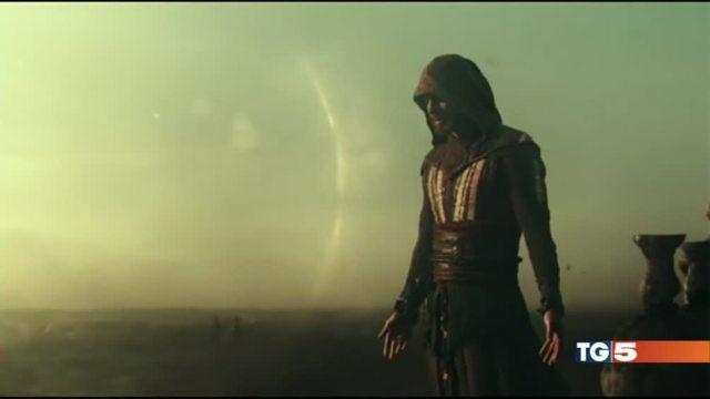 Assassin's Creed arriva al cinema