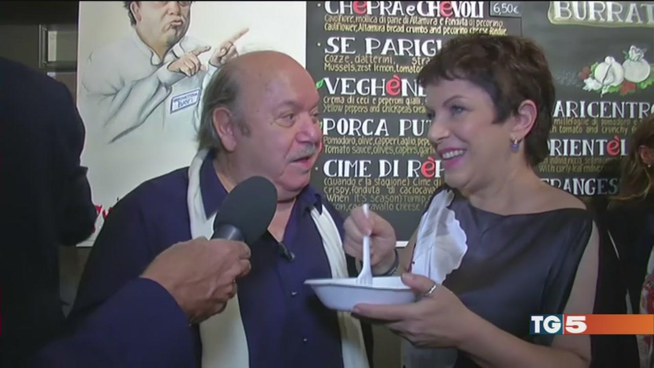 Lino Banfi re delle orecchiette