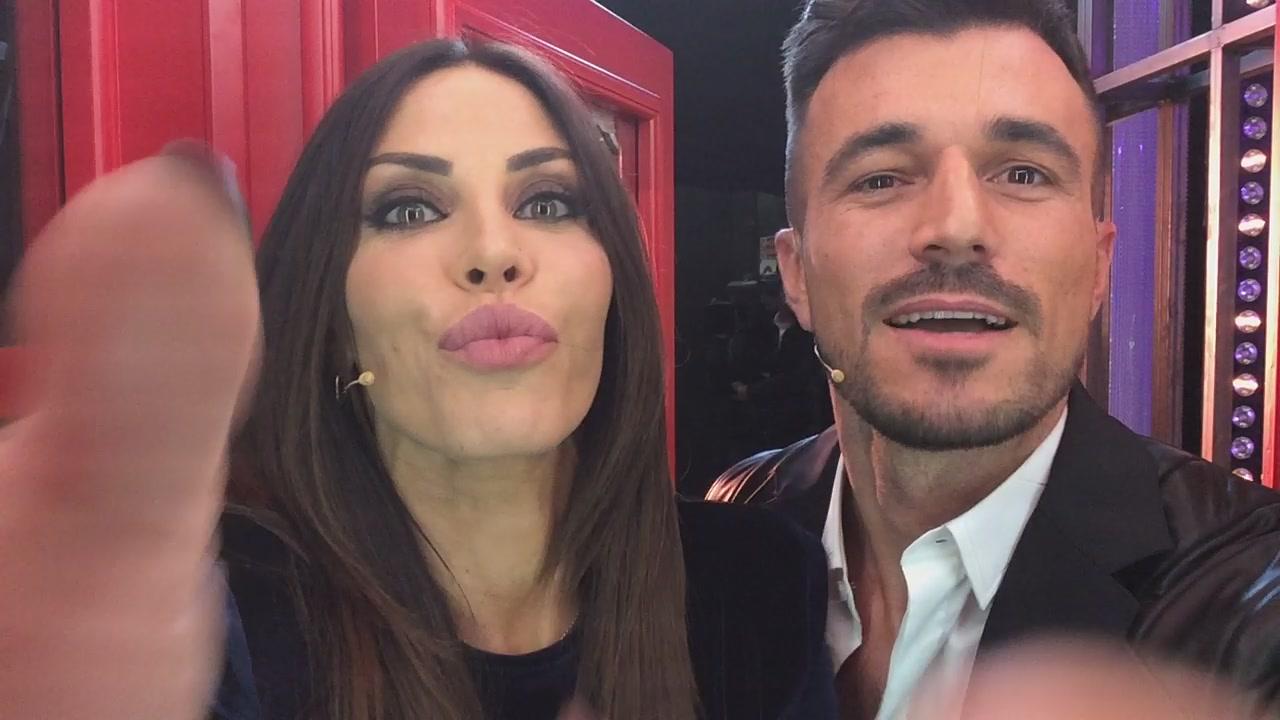 La #cabinarossa di… Guendalina Tavassi e Luca Dorigo