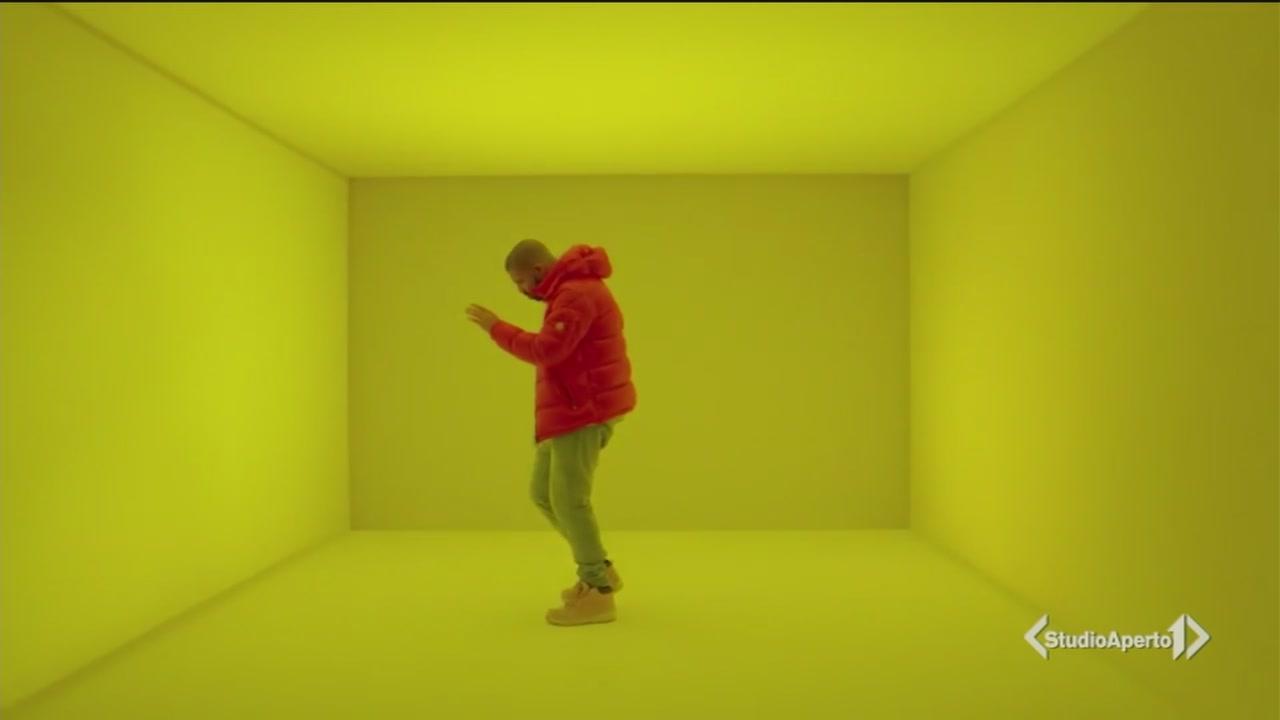 Il grande gesto del rapper Drake