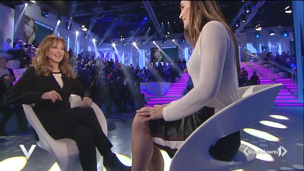 Giuliana De Sio ospite di Verissimo