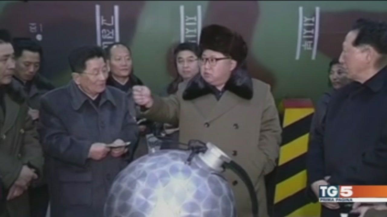 Minaccia atomica, chi fermerà Kim?
