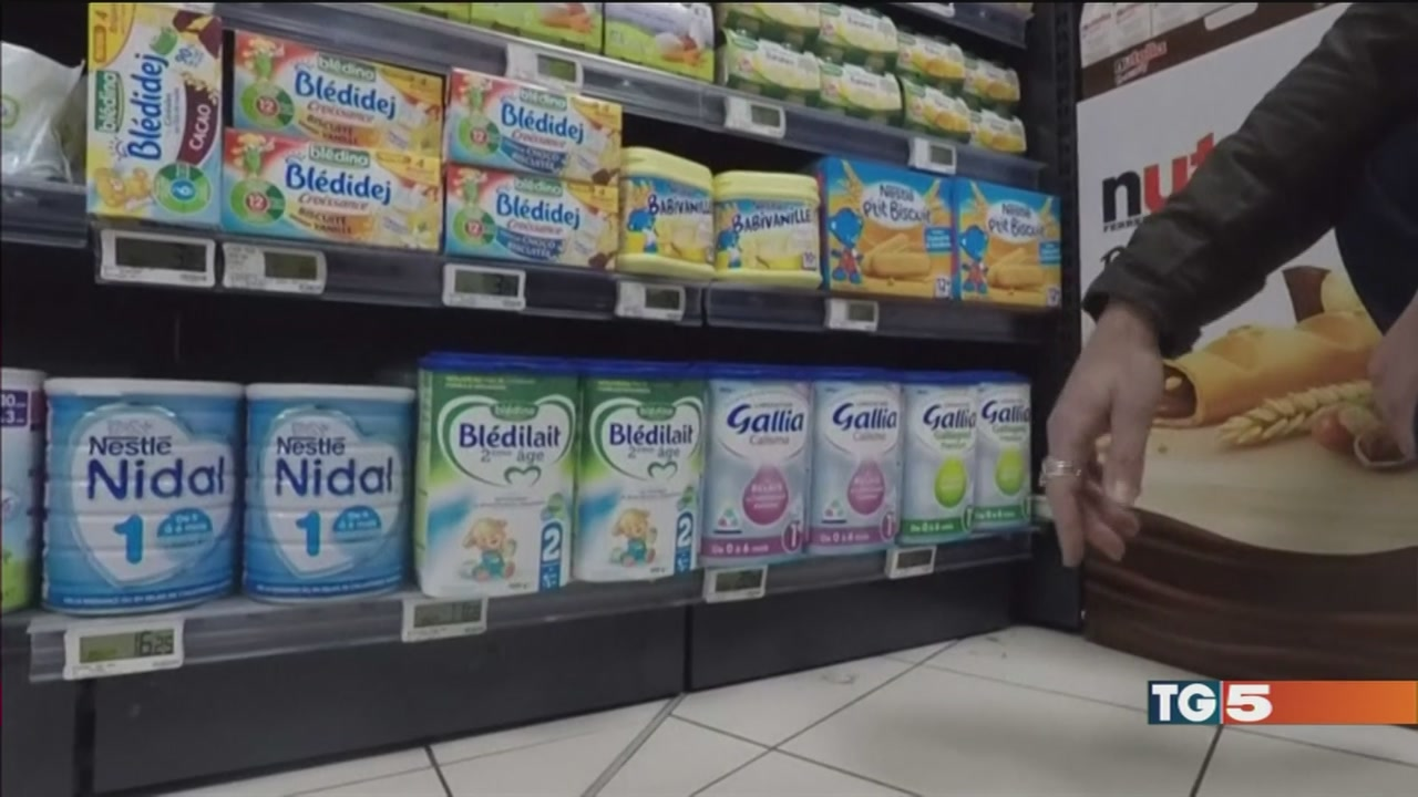Latte con salmonella, spedito in 83 nazioni