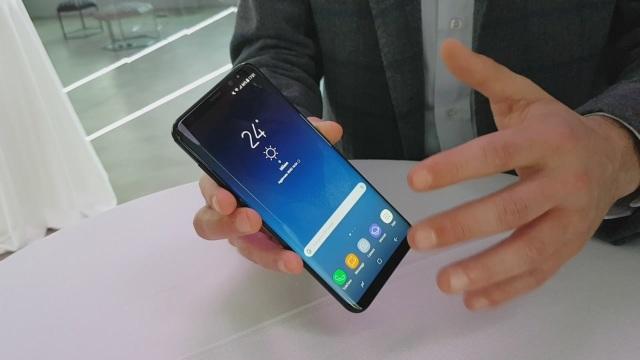 Ho voglia di Tech – Samsung S8