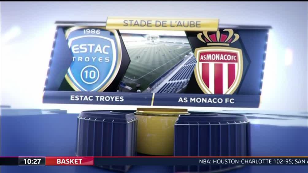 Estac Troyes-AS Monaco FC 0-0