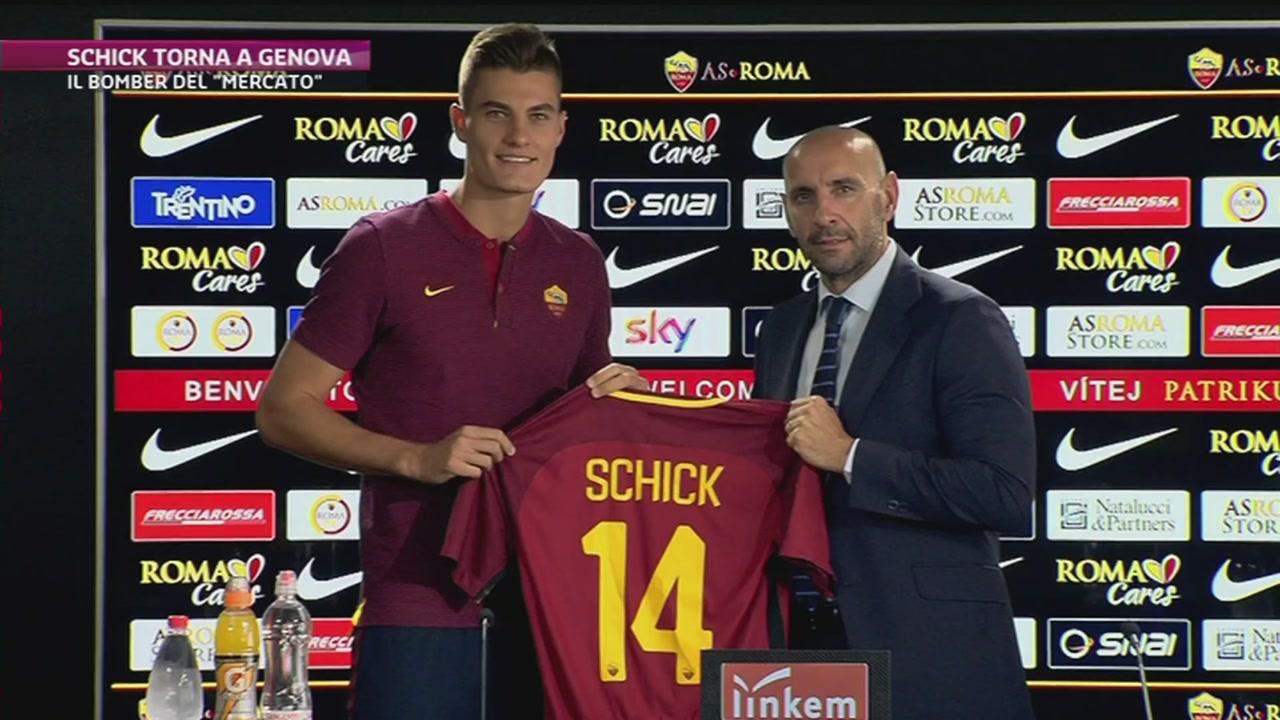 Schick torna subito a casa