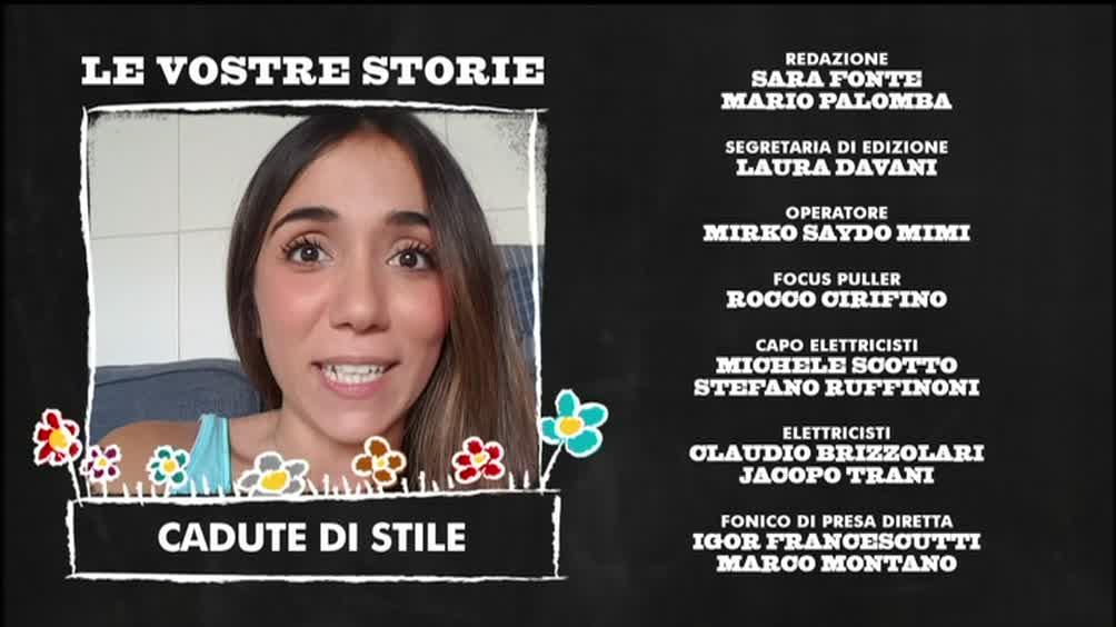 Le vostre storie