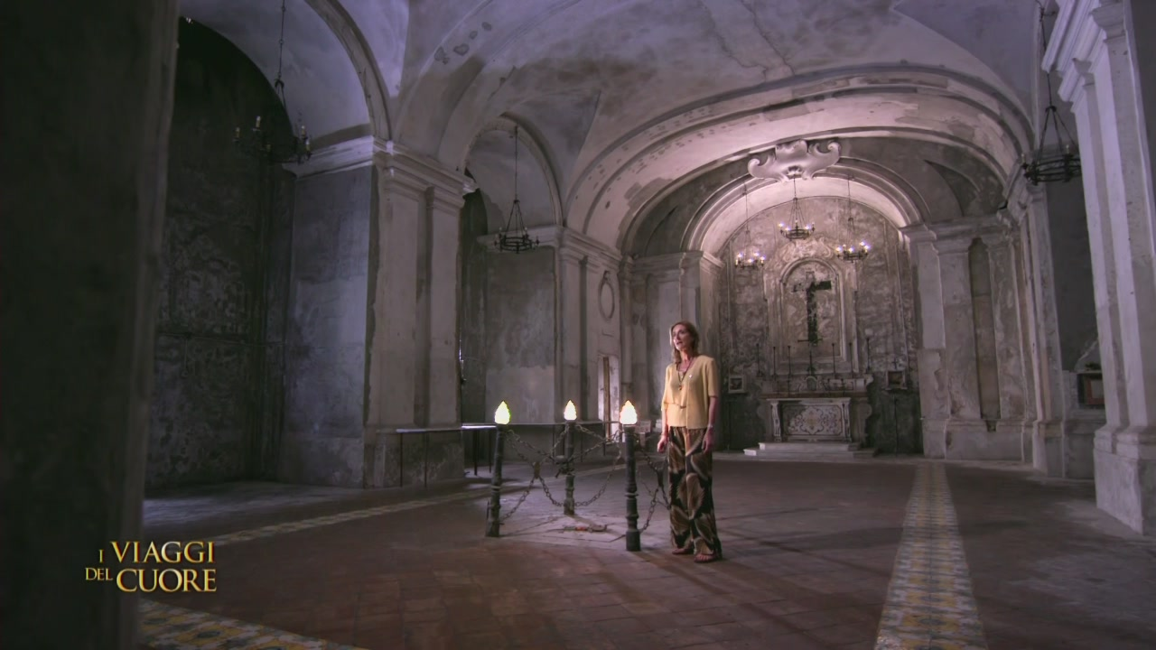 La Chiesa di Santa Maria del Purgatorio