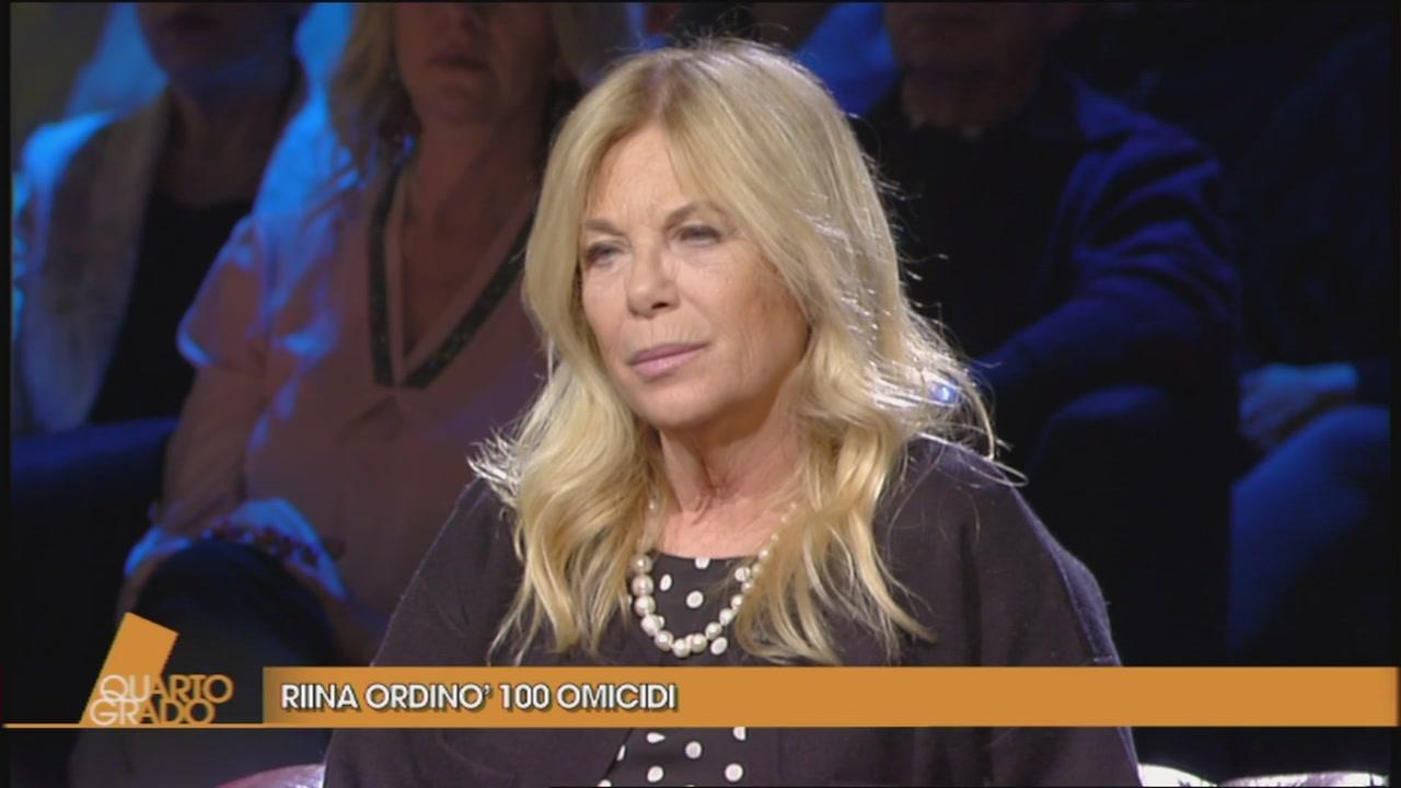 Rita Dalla Chiesa e la morte di Riina