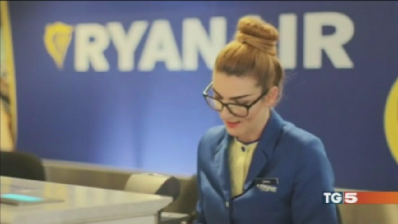 """""""Non scioperate"""", bufera su Ryanair"""