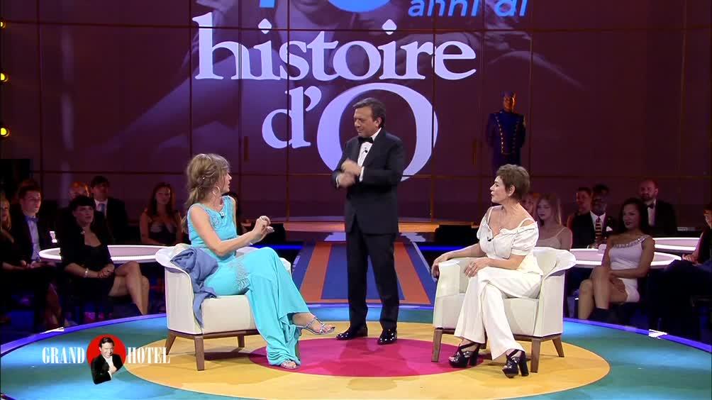 Dalila Di Lazzaro e Corinne Clery