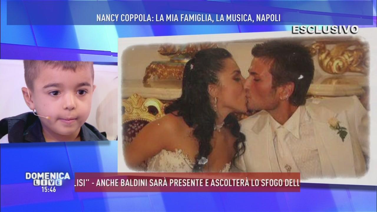 Il matrimonio di Nancy Coppola