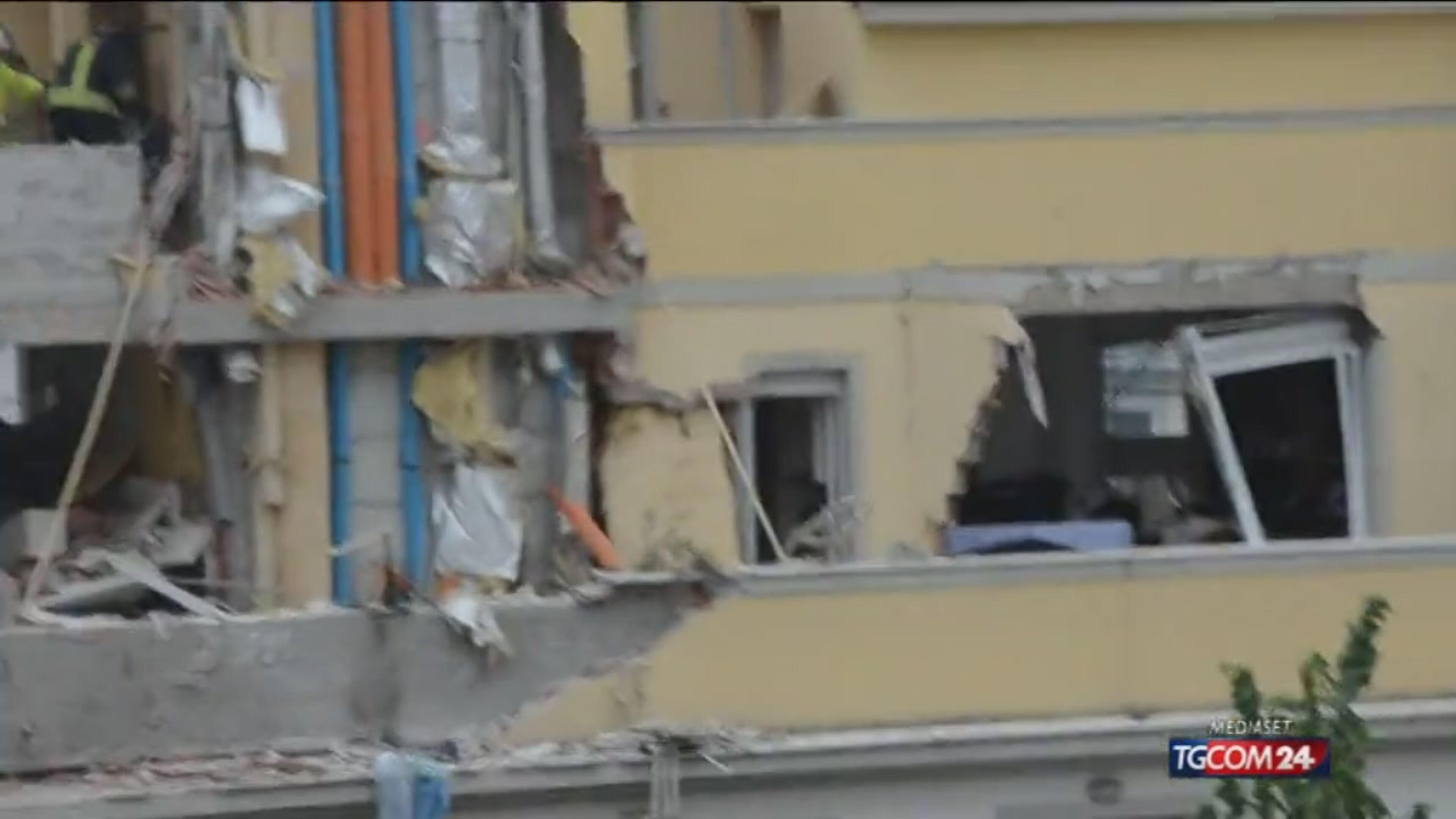 Esplosione Milano, Micaela che viveva per le sue figlie