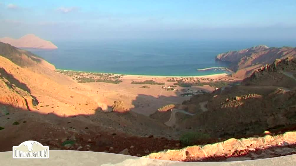 Oman, penisola di Musandam