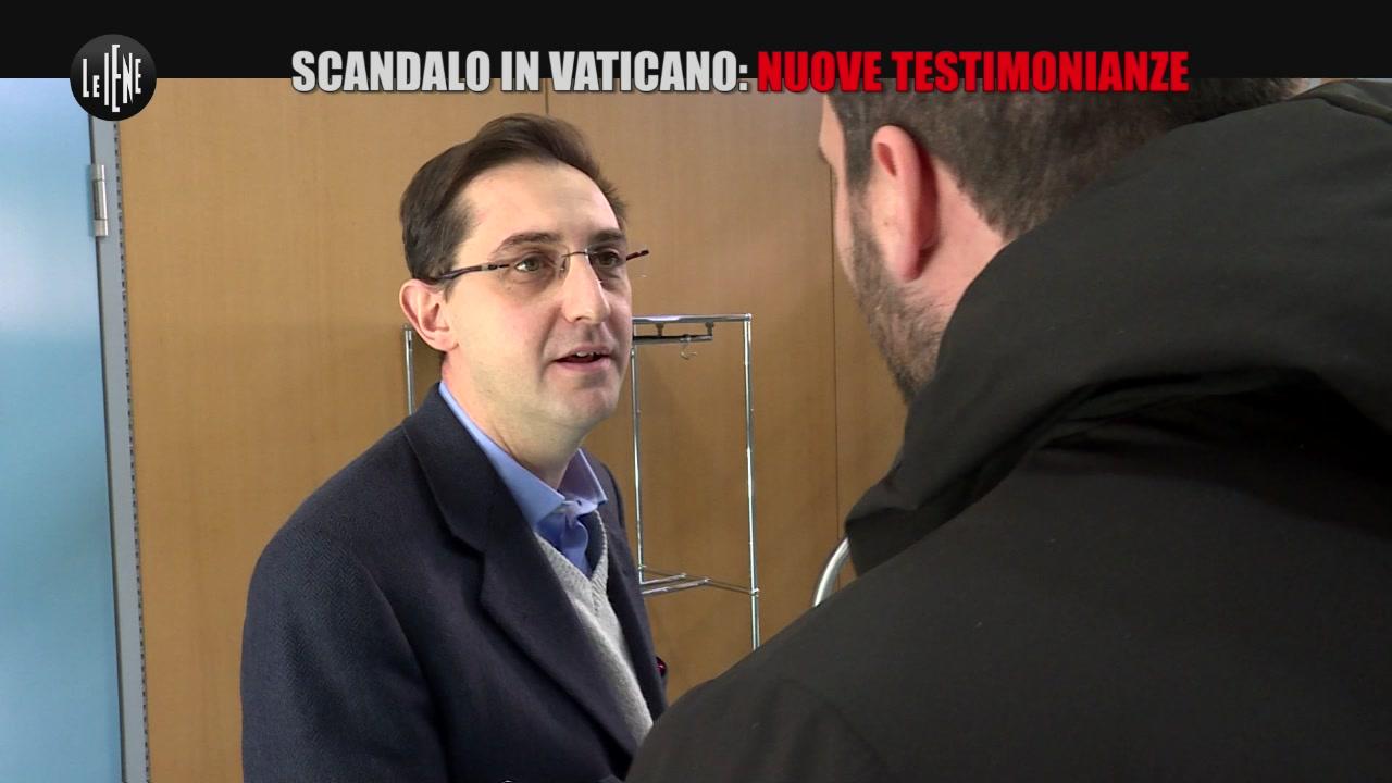 PECORARO: Scandalo in Vaticano: nuove testimonianze