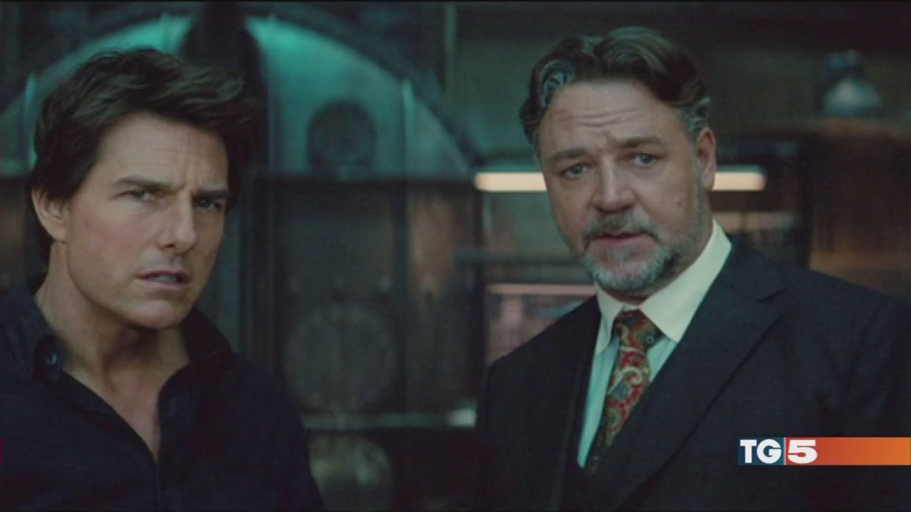 Tom Cruise affronta La Mummia